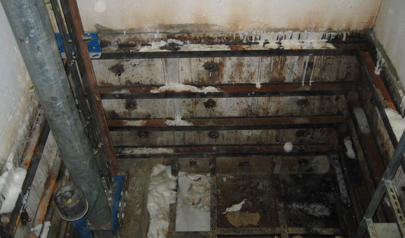 sigillatura-infiltrazioni-acqua-fosse-ascensori-02-mosole-soluzioni-edili