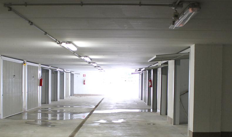 Infiltrazioni d 39 acqua in garage interrato a bellunomosole soluzioni edili sos argini srl - Garage interrato ...